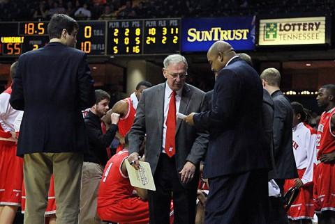 Austin Peay Men's Basketball. (APSU Sports Information)