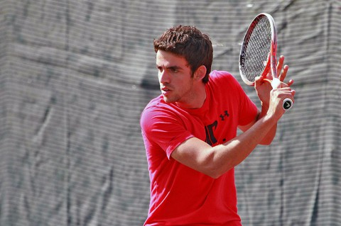Austin Peay Mens Tennis' Iago Seffrin. (APSU Sports Information)
