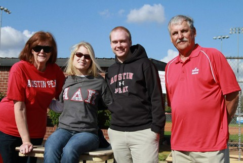 Austin Peay Fans invited out to Tailgate Plaza this Saturday. (Brittney Sparn - APSU Sports Information)