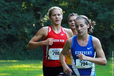 Austin Peay Lady Govs Cross Country look to bounce back at Powerade Invitational. (APSU Sports Information)