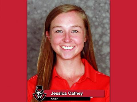 APSU's Jessica Cathey