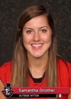 APSU's Samantha Strother