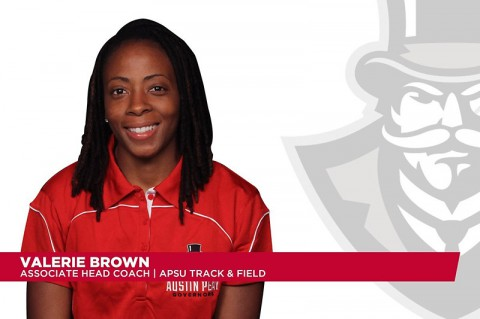 Austin Peay's Valerie Brown