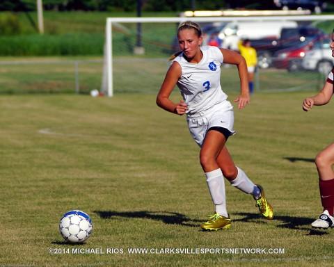 Clarksville Academy defeats Cheatham County 4-2. (Michael Rios - Clarksville Sports Network)