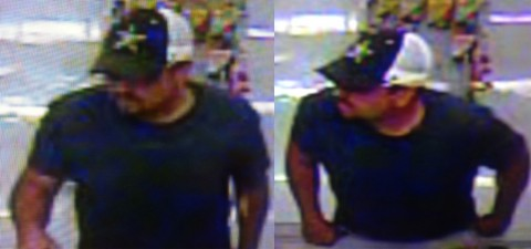 Clarksville Police are asking the public's help identifying the robbery suspect in this photo.