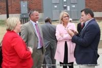 Montgomery County Mayor Jim Durrett and State Senator Mark Green