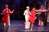 One of the dance numbers from On the Town