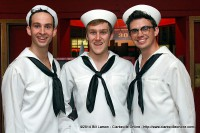 The Three Sailors from On the Town