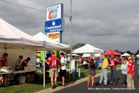 Montgomery Central High School Fall Football Festival