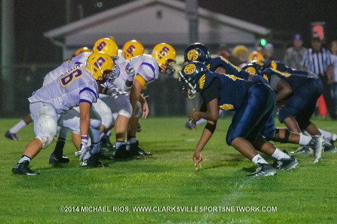 Northeast Eagles shutout by Smyrna in home opener. (Michael Rios - Clarksville Sports Network)