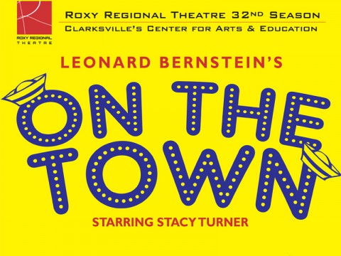 """On the Town"" runs at the Roxy from September 17th-October 4th"