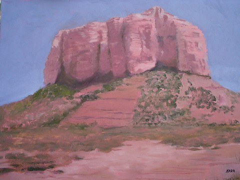 "Nada Fuqua's ""Red Rock Sedona"""