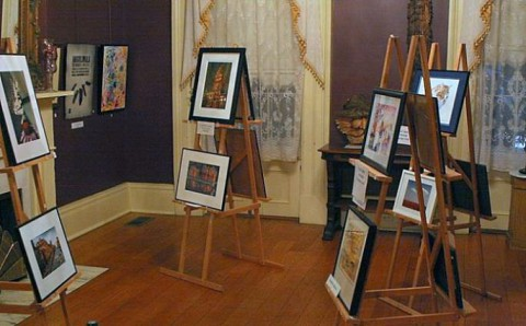 Riverfest's Tour d'Art Exhibits