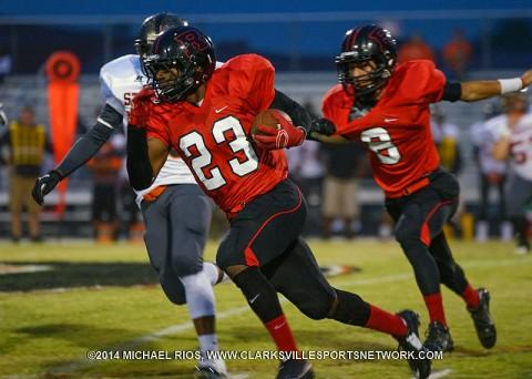 Rossview dominates Stratford 52-12. (Michael Rios - Clarksville Sports Network)