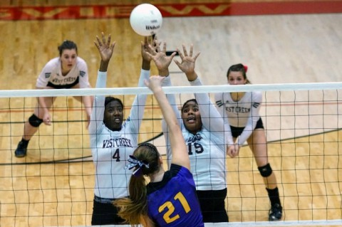 West Creek Volleyball to play in Tournament Finals.