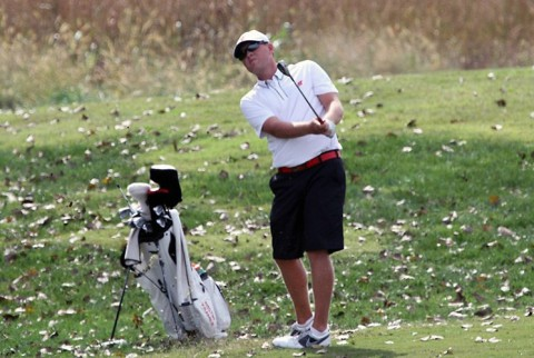Austin Kramer has ascended to the No. 1 role as the Governors open the 2014-15 season. (APSU Sports Information)