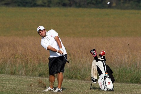 Austin Peay Senior Tucker Wallace will lead the Golf Govs at Inverness. (APSU Sports Information)