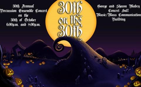 2014 APSU Halloween Concert
