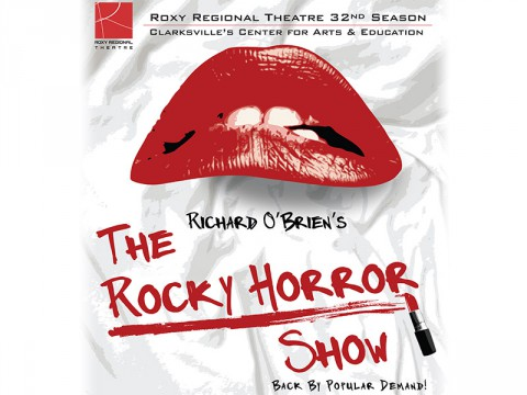 """The Rocky Horror Show"" showing at the Roxy Regional Theatre, October 24th - October 31st"