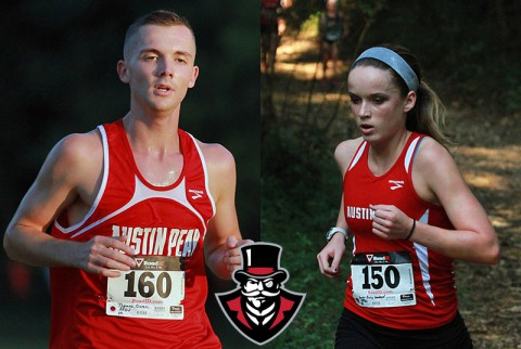 Austin Peay Cross Country teams ready for OVC Championships.