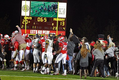 Austin Peay Football takes on UT Martin, Saturday. (APSU Sports Information)
