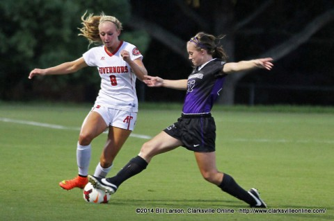 Austin Peay Lady Govs Soccer back in action this weekend.
