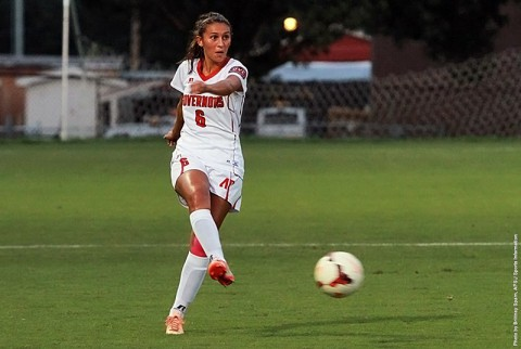 Austin Peay Women's Soccer gets 1-0 win over Southeast Missouri. (APSU Sports Information)