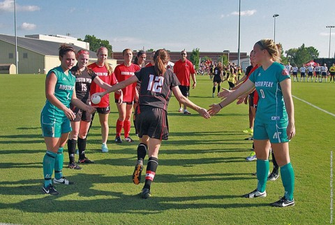 Austin Peay Women's Soccer to celebrate it's Seniors this weekend against Jacksonville State, Tennessee Tech. (APSU Sports Information)