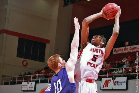 Austin Peay's Chris Horton returns to be help lead the Govs in 2014-15. (APSU Sports Information)