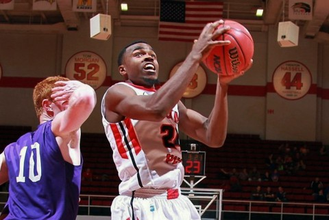 Austin Peay senior Ed Dyson is expected to pick up where he left off from last season. (APSU Sports Information)