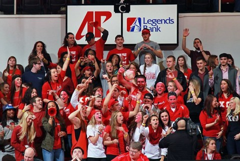 Austin Peay Governors Basketball at Murray State Racers to be on CBS Sports Network. (APSU Sports Network)