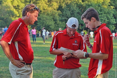 Austin Peay Men's Cross Country. (APSU Sports Information)