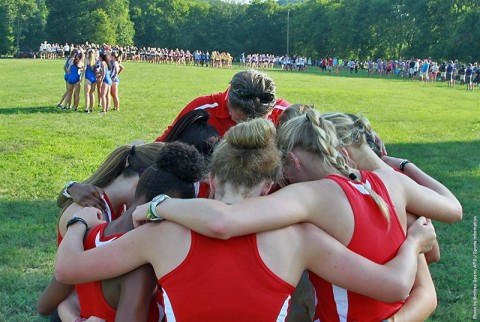 Austin Peay Women's Cross Country comes in second at JSU Foothills Invitational. (APSU Sports Information)