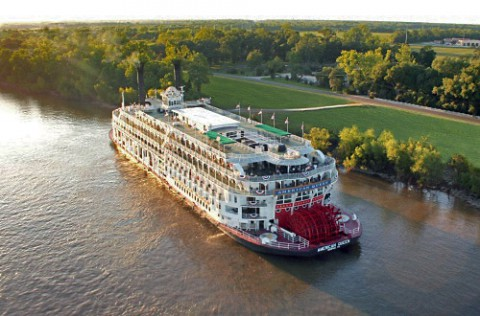 American Queen back in Clarksville, Friday
