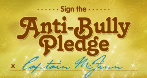 Meet Captain McFinn and Coral Rose and take the Bully Free Pledge