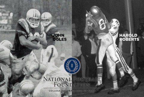 Names are on the 2015 College Football Hall of Fame ballot. (APSU Sports Information)