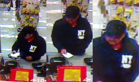 Anyone who can identify the individual in this photo is asked to call Crime Stoppers at 931.645.TIPS (8477).