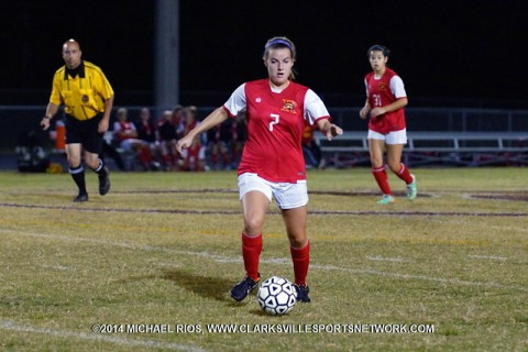 Rossview Lady Hawks Soccer advances to District 10-AAA Tournament Finals.