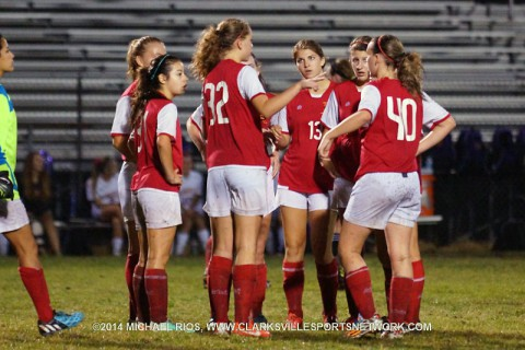 Rossview has season ended by Hendersonville at Regional Tournament (Michael Rios/Clarksville Sports Network)