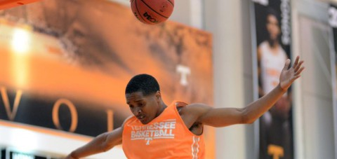 University of Tennessee Men's Basketball. (UT Sports)