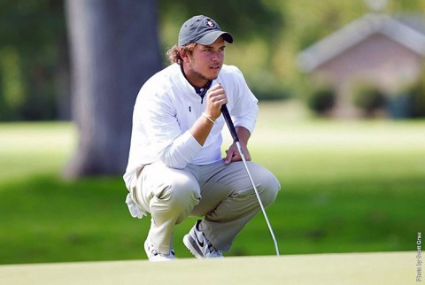 Austin Peay senior Tucker Wallace will lead the Govs at Olde Stone. (APSU Sports Information)