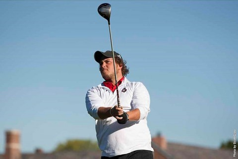 Austin Peay Governors Golf senior Tucker Wallace. (APSU Sports Information)