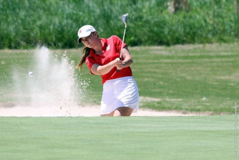 Austin Peay sophomore Amber Bosworth will be one nine Lady Govs golfers participating this week at the F&M Bank APSU Intercollegiate. (APSU Sports Informaiton)