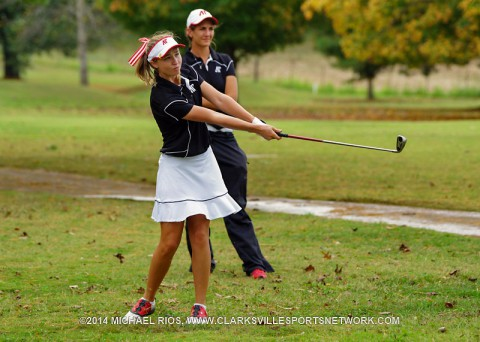 Austin Peay junior Jessica Cathey and four sophomores travel to Middle Tennessee Monday for Blue Raider Invitational.