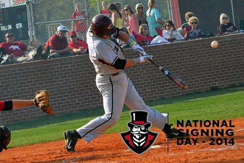 Austin Peay Baseball signs Parker Phillips during Early Signing Period. (APSU Sports Information)