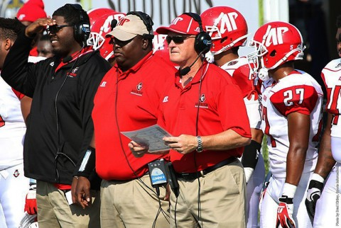 Austin Peay Football loses 56-0 to Jacksonville State Saturday. (APSU Sports Information)