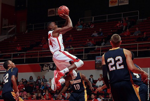Austin Peay Men's Basketball plays Bryan Wednesday night in final exhibition. (APSU Sports Information)