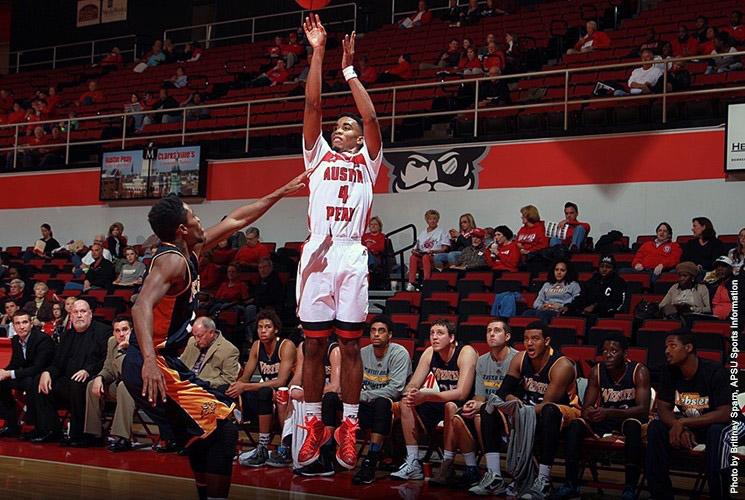 2014 15 Kentucky Wildcats Men S Basketball Team: Austin Peay State University Men's Basketball Falls At