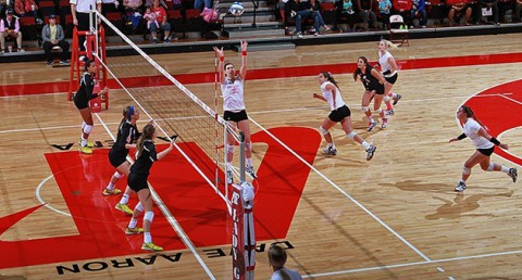 Austin Peay Lady Govs Volleyball are on the road against the Eastern Kentucky Colonels Saturday. (APSU Sports Information)