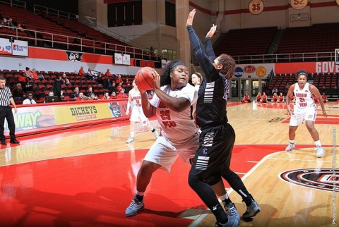 Austin Peay Lady Govs comeback falls short in loss to Southern Miss (Brittney Sparn/APSU Sports Information)